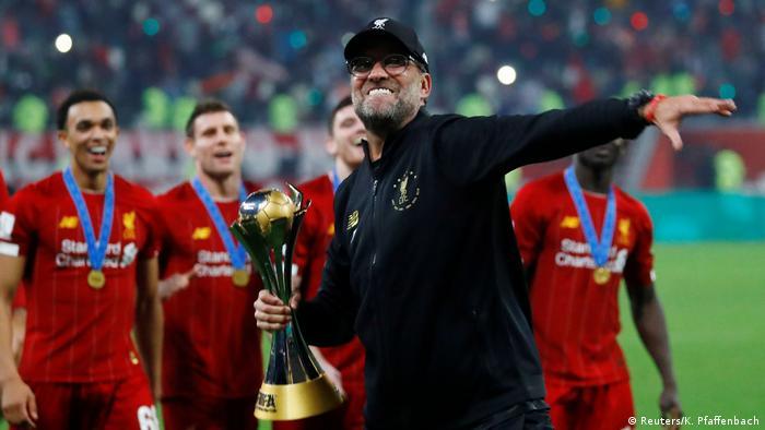 Club World Cup - Final - Liverpool v Flamengo | Pokalsieger (Reuters/K. Pfaffenbach)