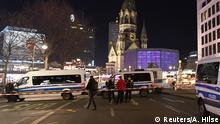 Deutschland Berlin | Evakuierung Weihnachtsmarkt Breitscheidplatz