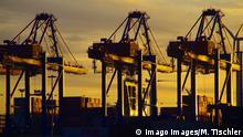 Hamburger Hafen Symbolbild Wirtschaft Export