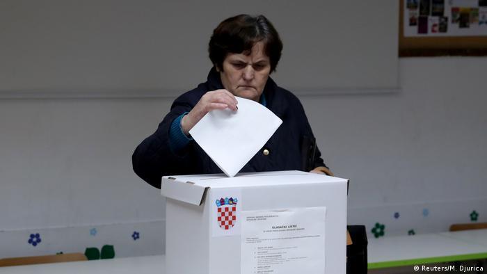 Хорвати обирають президента