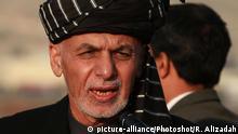 Aschraf Ghani Präsident von Afghanistan