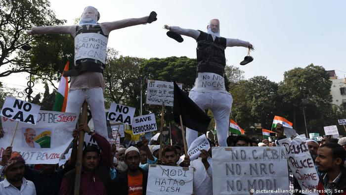 The Indian government is also preparing plans for a National Register of Citizens (NRC), in what it says is an attempt to identify and expel undocumented illegal immigrants. If a nationwide NRC is implemented, critics fear that residents unable to prove citizenship would be turned stateless. A similar exercise in Assam state has already excluded nearly 2 million residents from the list.