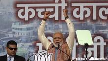 Indischer Premierminister Narendra Modi