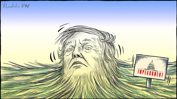 Karikatur Vladdo Impeachment
