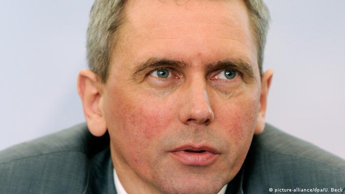 Kriminaldirektor Sven Kurenbach