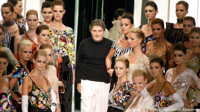 Bildergalerie Emanuel Ungaro Modeschöpfer