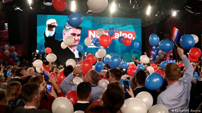 SDP ima manje članstvo od HDZ-a i može mobilizirati manje ljudi na terenu