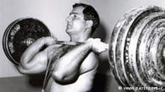 منوچهر برومند، یکی از طلاییهای رقابتهای آسیایی ۱۹۶۶