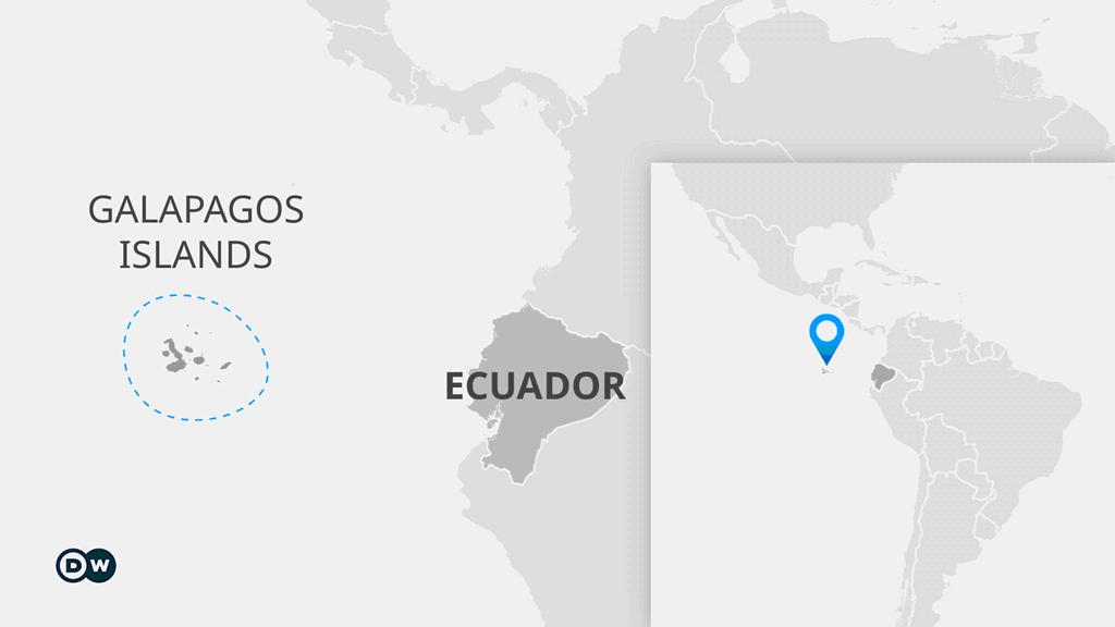Ecuador Takes Emergency Steps To Contain Galapagos Oil Spill