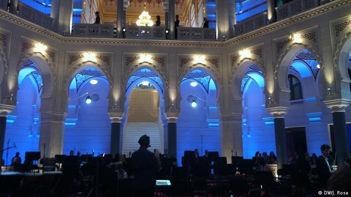 Sarajevo Philharmonie - Leuchtturm der Kultur und ein Orkester der die Musiker des Balkans versammelt