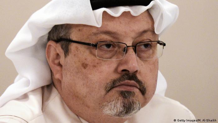 Jamal Kashoggi (Getty Images/M. Al-Shaikh)