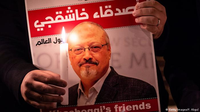 Jamal Kashoggi (Getty Images/Y. Akgul)