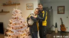 Sara und Hrvoje, Deutsche Post Mitarbeiter aus Kroatien