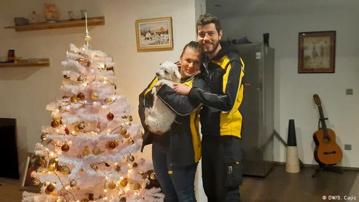 Sara i Hrvoje - Sretni u Bad Honnefu