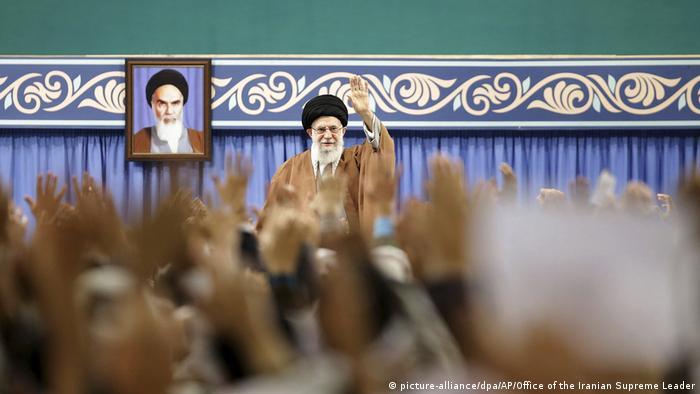 Irans geistlicher Führer Ajatollah Ali Chamenei