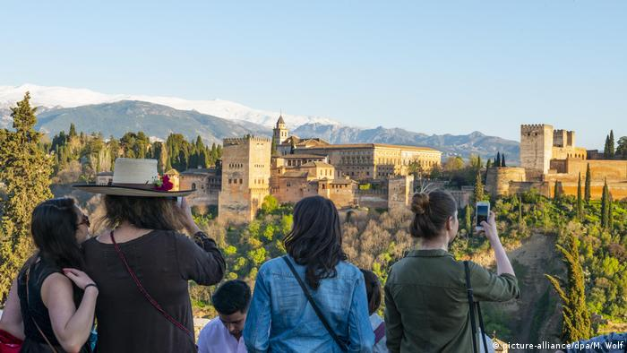 Andalusien Alhambra