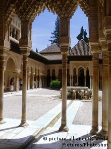 Alhambra Spanien Andalusien