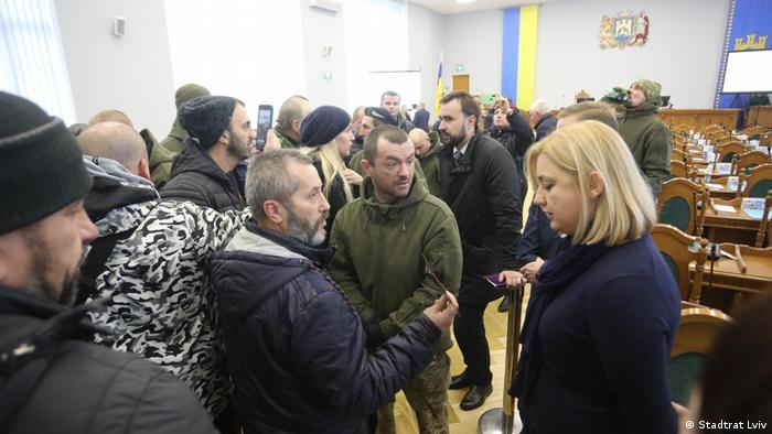 Учасники ГО не вдавались би до штурмів, якби їм дозволяли виступати на засіданнях міськради