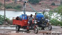 Angola Dondo | Leben ohne Trinkwasser, Sanierung