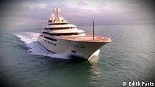 Dokumentationen und Koproduktionen | Mega-Yachten - Spielzeug der Superreichen