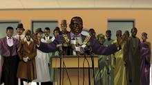 William Tubman Projekt African Roots © Comic Republic/DW (nicht ausprägen!)