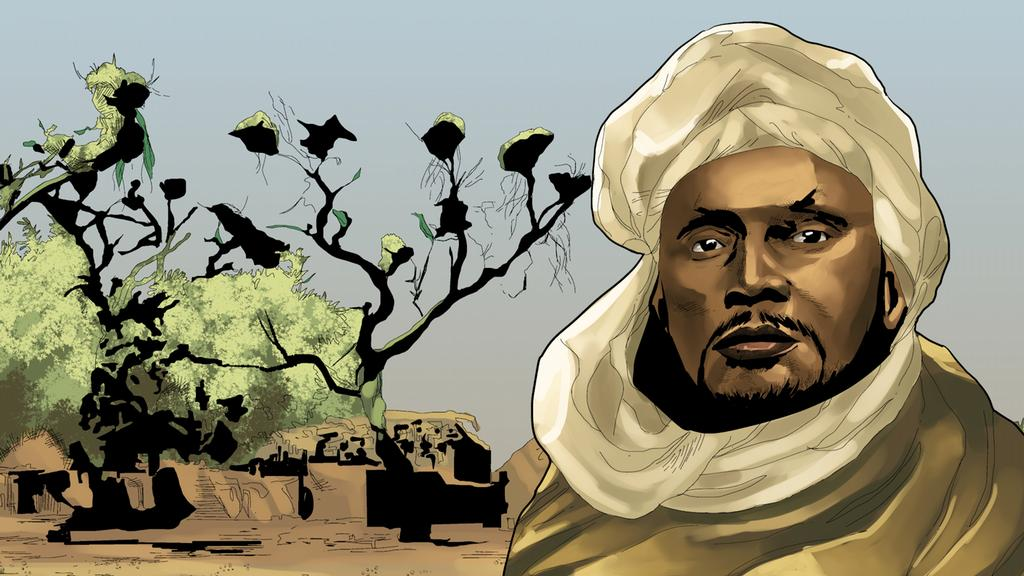 Usman dan Fodio: Founder of the Sokoto Caliphate   Africa   DW   24.02.2020