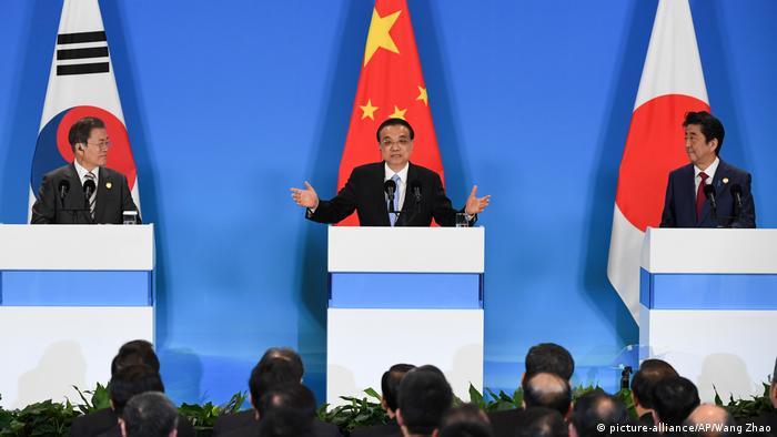 China Ostasien-Gipfel