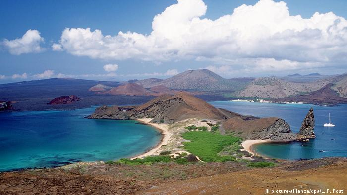 San Cristobal, Ecuador, part of the Galapagos Islands