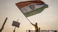 Indien Kolkata Proteste gegen Staatsbürgerschaftsrecht