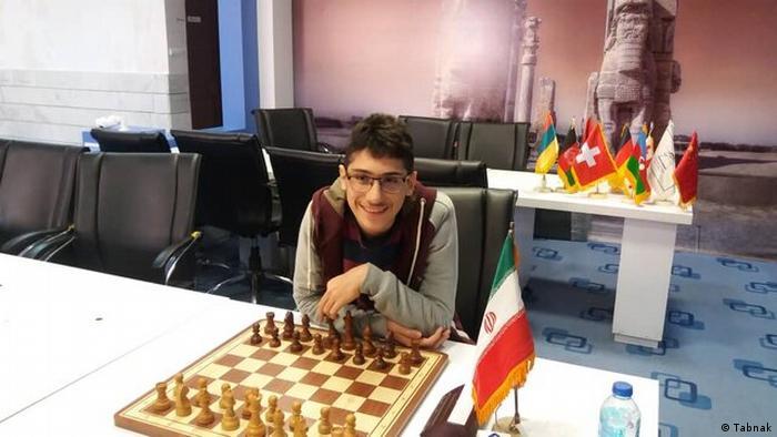 Alireza Firouzja | Schachspieler aus dem Iran
