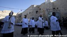 Bethlehem | Weihnachtsfeierlichkeiten vor der Geburtskirche