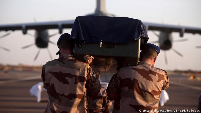 Втрати Франції в операції Бархан в Африці сягнули 41 особи