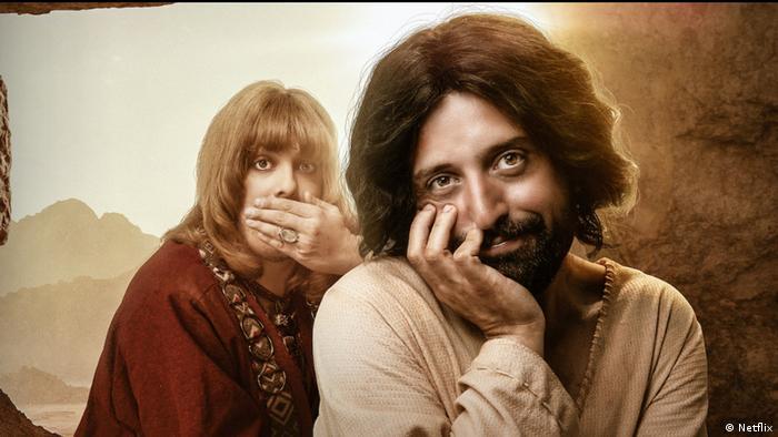 La primera tentación de Cristo, una comedia navideña de Netflix, producida en Brasil.