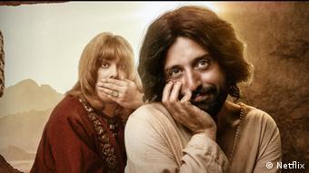 Screenshot Netflix Satire The First Temptation of Christ