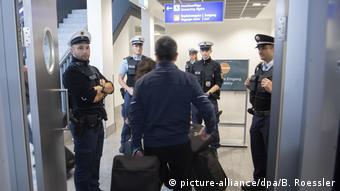 Γερμανία αεροδρόμια πρόσφυγες