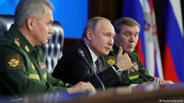 Putin acusa a Polonia de complicidad con Hitler