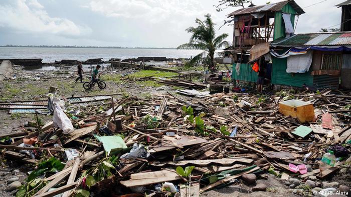 BdTD Philippinen Taifun Phanfone
