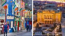 Bildkombo Kulturhauptstädte 2020 | Galway und Rijeka