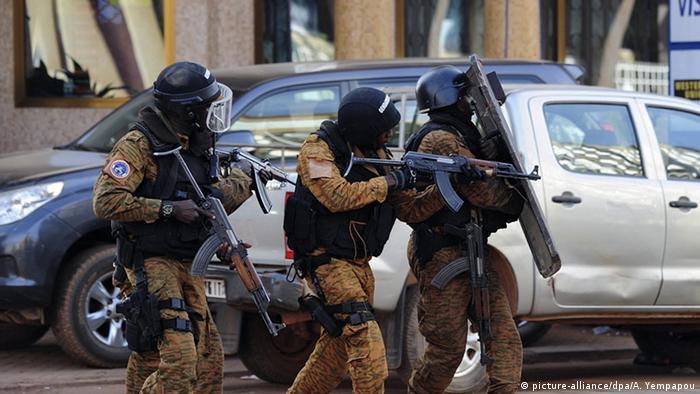 Burkina Faso Anschlag ARCHIV