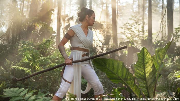 Star Wars   The rise of skywalker   Episode IX   Daisy Ridley als Rey