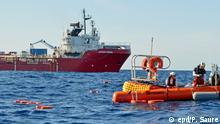 Europa Migration l Ocean Viking - Rettungsschiff