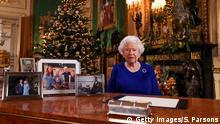 Großbritannien Windsor Castle | Queen Elizabeth II, Weihnachtsansprache