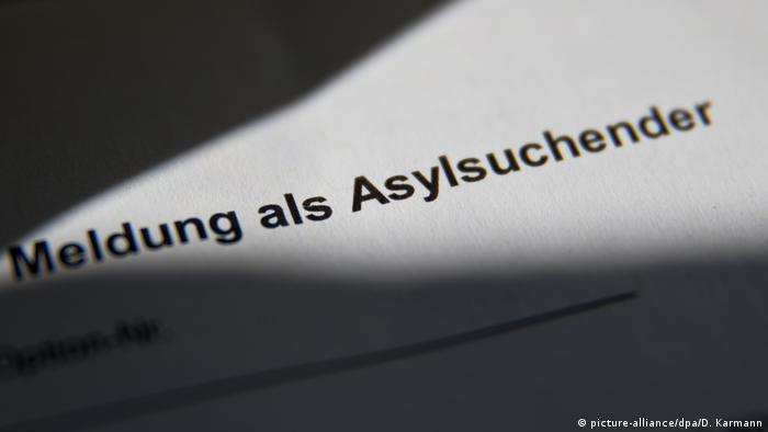 Ходатайство о получении статуса политического беженца в Германии