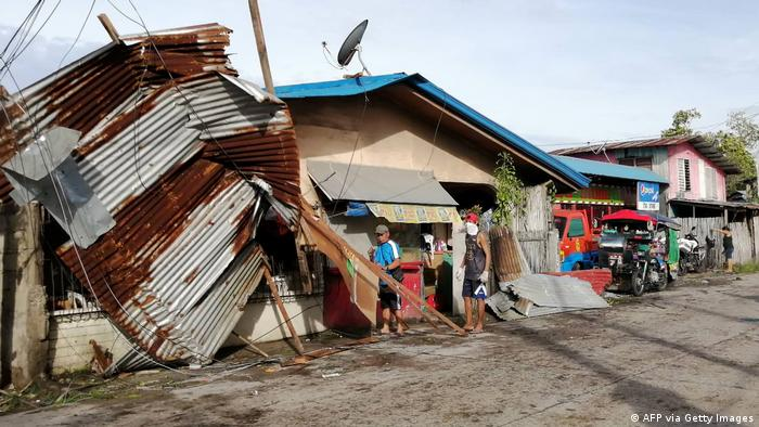 Philippinen Taifun Phanfone (AFP via Getty Images)