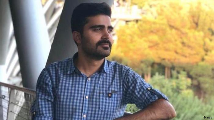 Iran   Pouya Bakhtiari kam bei Protesten im November durch Schüsse von Sicherheitskäften ums Leben