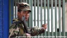 El Salvador | Chalatenango | Gefängnis