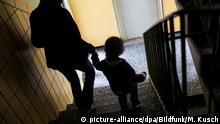 Symbolbild   Kinderarmut