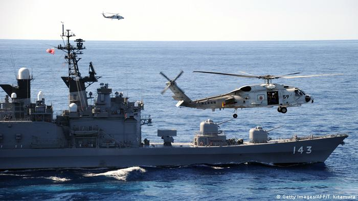 Japan Maritime Self Defense Forces (Getty Images/AFP/T. Kitamura)