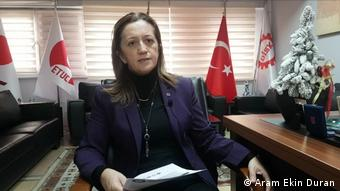 Türkei Arzu Çerkezoğlu