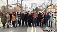 DW Projekt Generation99 l Serbien - Studenten aus Belgrad l Videostill